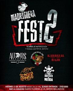 Madriguera Fest 2