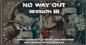 No Way Out Session lll