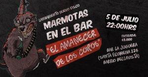 """Lanzamiento """"Marmotas en el bar – El amanecer de los coipos"""""""