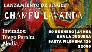 Lanzamiento Sencillo junto a Diego Peralta y Alodia